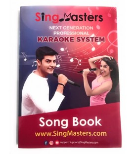 SingMasters Song Book Catalog