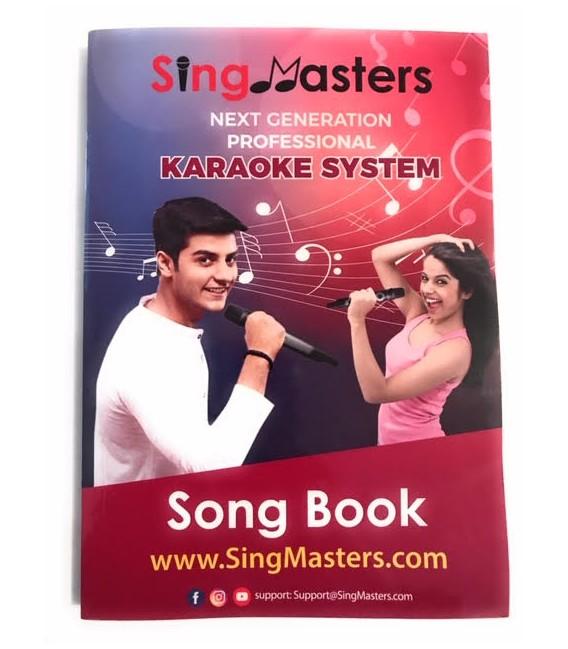 Tamil Edition-SM500 SingMasters Karaoke System Dual Wireless Microphones