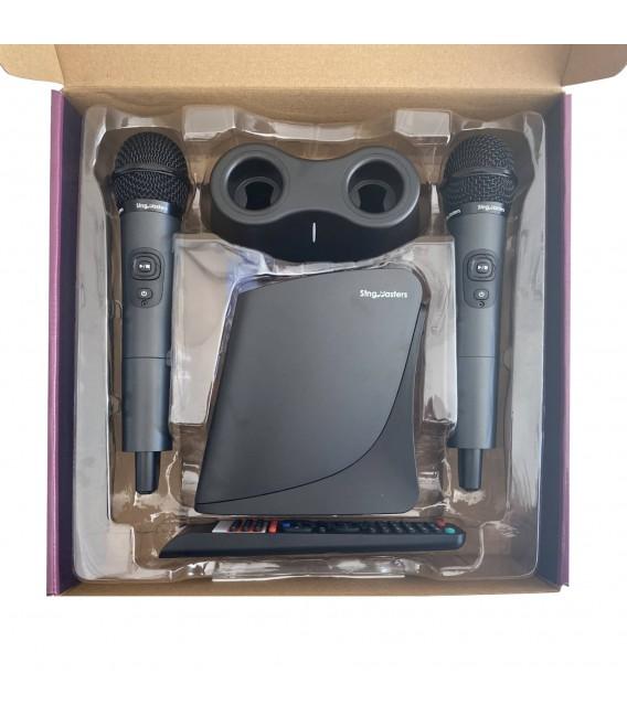 English Edition-SM800 Pro Wi-Fi SingMasters Karaoke